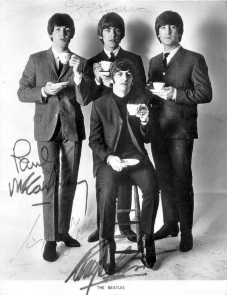 Beatles and Tea