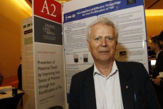 Dr. Levente Diosady